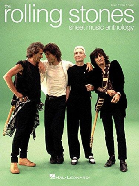 Rolling Stones Sheet Music Anthology (Piano/Vocals/Guitar Book)