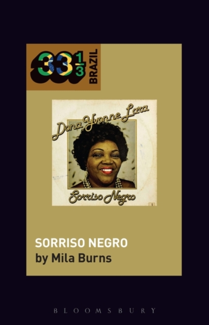 Dona Ivone Lara's Sorriso Negro