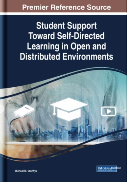 Student Support Toward Self-Directed Learning in Open and Distributed Environments