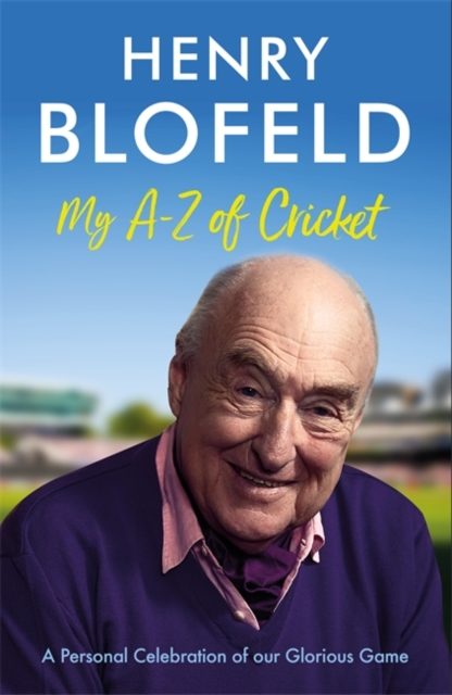 My A-Z of Cricket