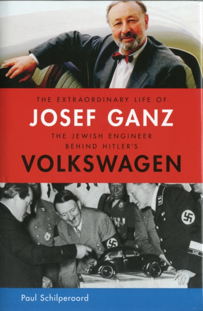 Extraordinary Life of Josef Ganz: The Jewish Engineer Behind Hitler's Volkswagen
