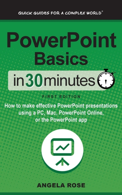 PowerPoint Basics in 30 Minutes