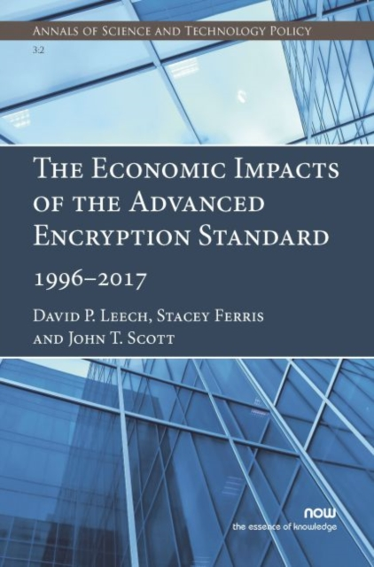 Economic Impacts of the Advanced Encryption Standard, 1996-2017