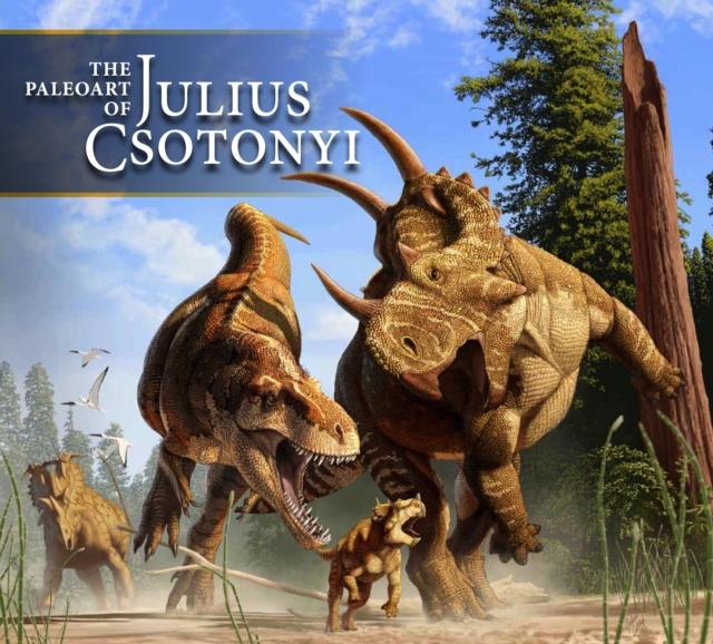 Paleoart of Julius Csotonyi