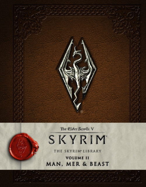 Elder Scrolls V - The Skyrim Library