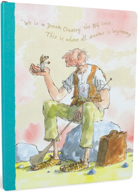 Roald Dahl BFG Journal