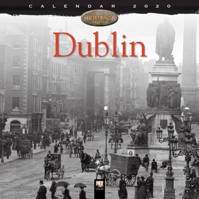 Dublin Heritage Wall Calendar 2020 (Art Calendar)