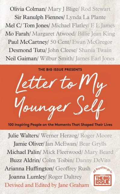 Big Issue Presents... Letter To My Younger Self