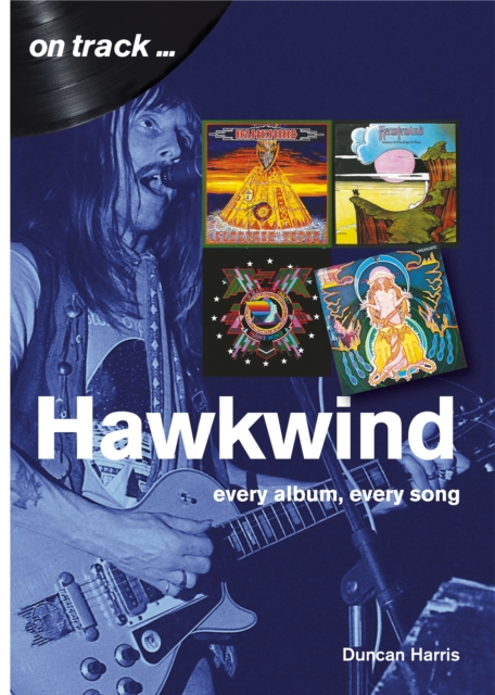 Hawkwind On Track