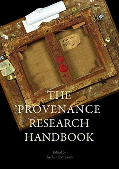 Provenance Research Handbook