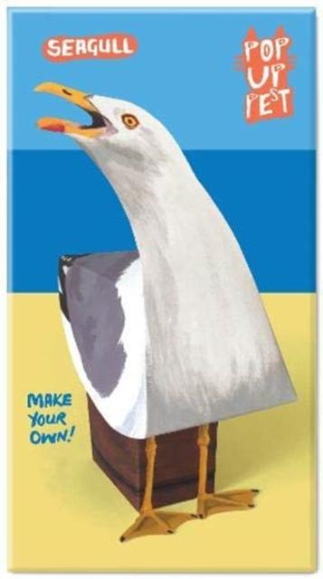 Pop Up Pet Seagull