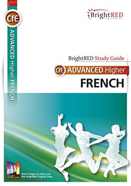 BrightRED Study Guide CfE Advanced Higher French