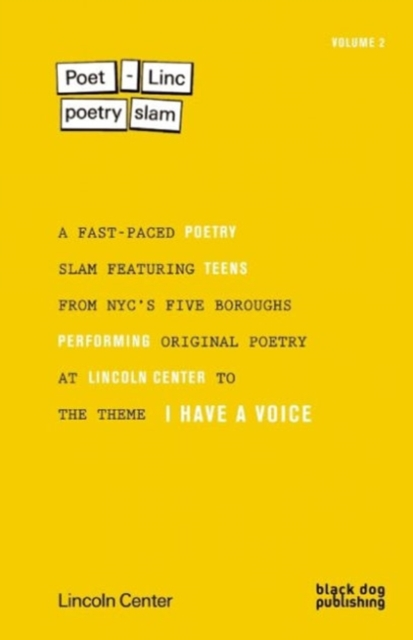 Poet-Linc: Poetry Slam Volume Two