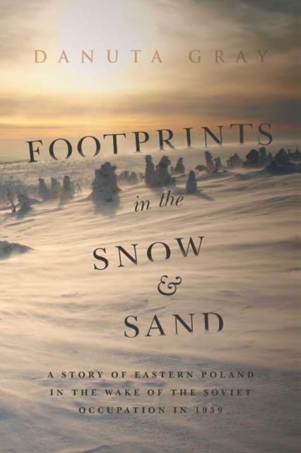 Footprints in the Snow and Sand