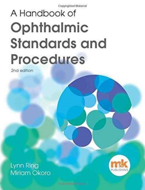 Handbook of Ophthalmic Standards and Procedures