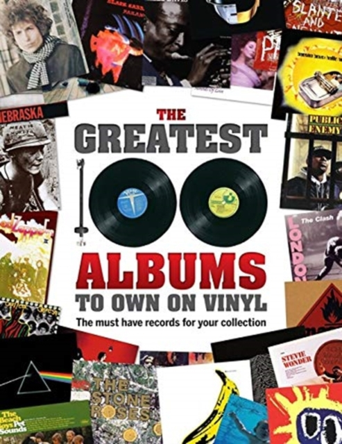 Greatest 100 Albums to own on Vinyl
