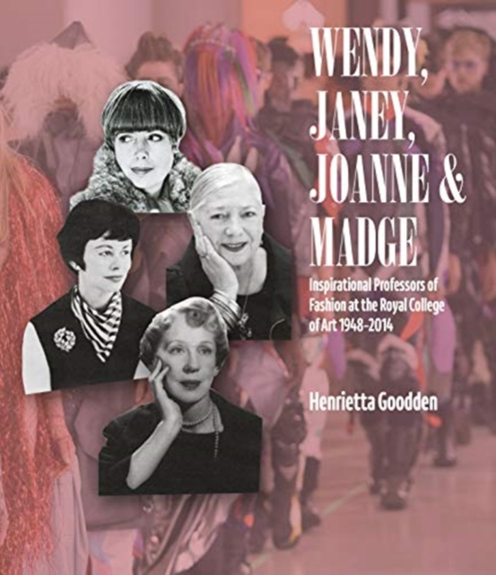 Wendy, Janey, Joanne and Madge
