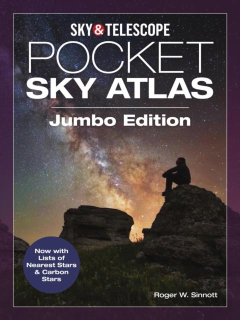 Sky & Telescope's Pocket Sky Atlas Jumbo