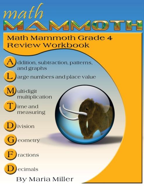 Math Mammoth Grade 4 Review Workbook