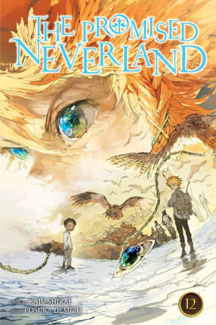 Promised Neverland, Vol. 12