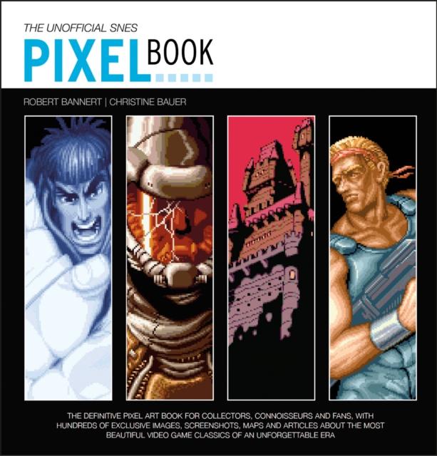 SNES Pixel Book