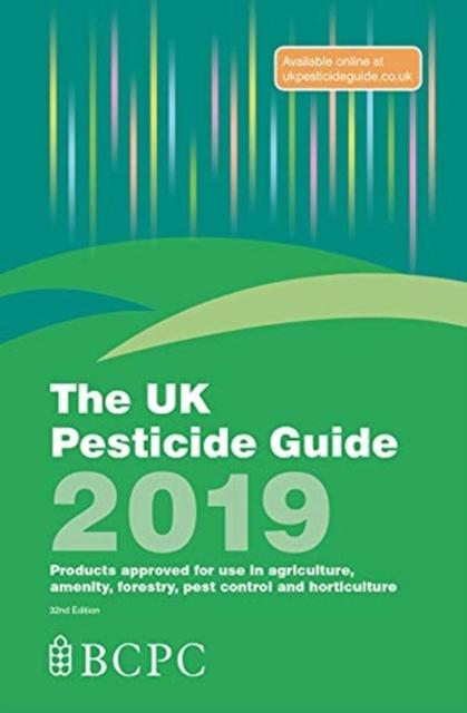 UK Pesticide Guide 2019