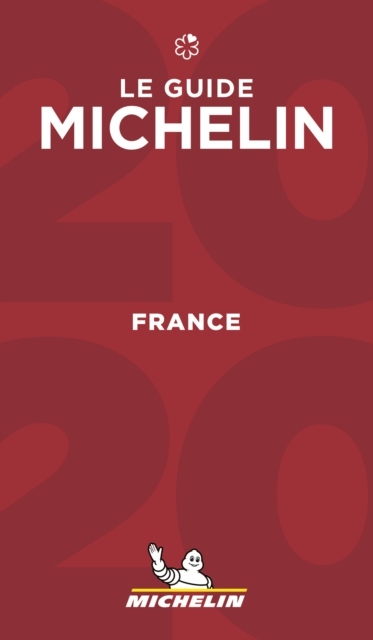 FRANCE LE GUIDE MICHELIN 2020