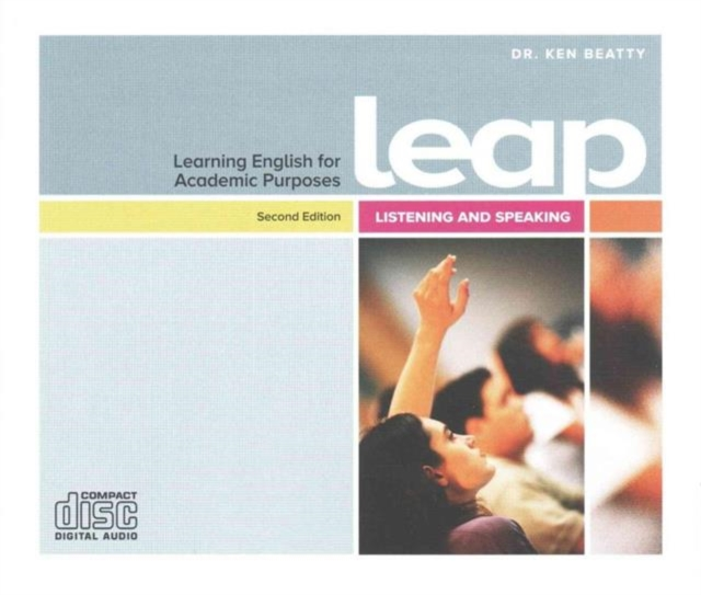 Learning English for Academic Purposes (LEAP) Intermediate Class Audio CD