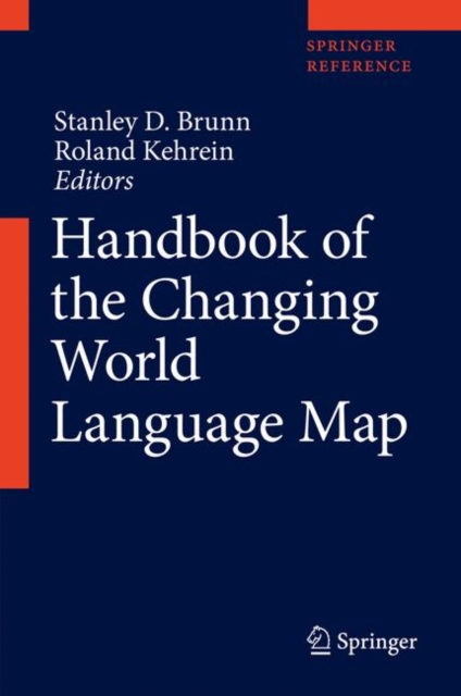 Handbook of the Changing World Language Map