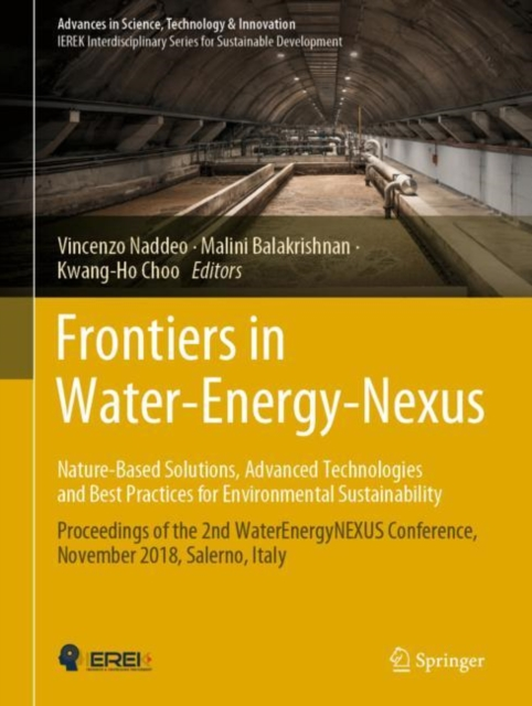 Frontiers in Water-Energy-Nexus-Nature-Based Solutions, Advanced Technologies and Best Practices for Environmental Sustainability