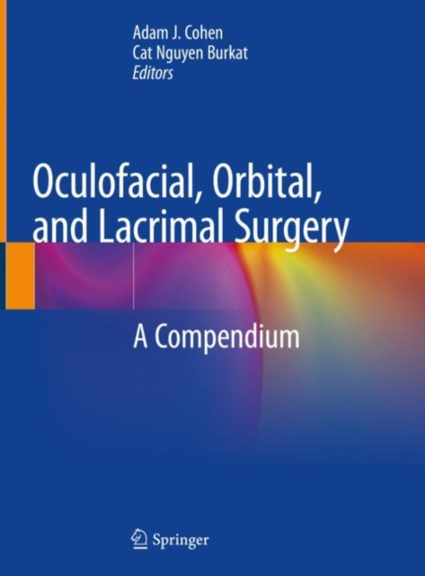 Oculofacial, Orbital, and Lacrimal Surgery