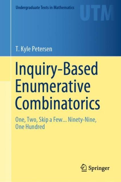 Inquiry-Based Enumerative Combinatorics
