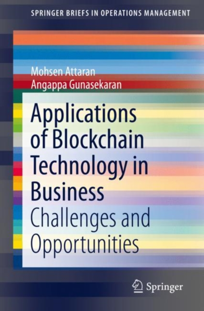 Applications of Blockchain Technology in Business
