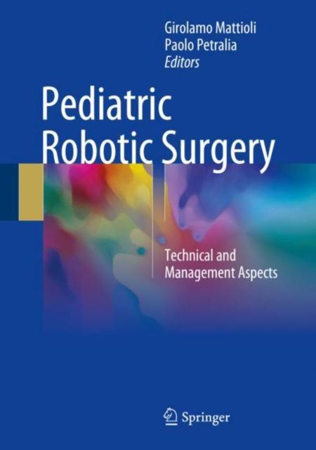 Pediatric Robotic Surgery