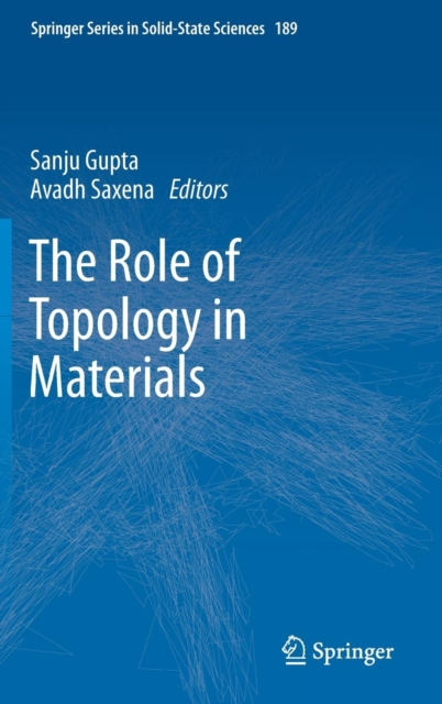 Role of Topology in Materials