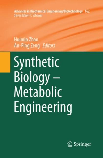 Synthetic Biology - Metabolic Engineering
