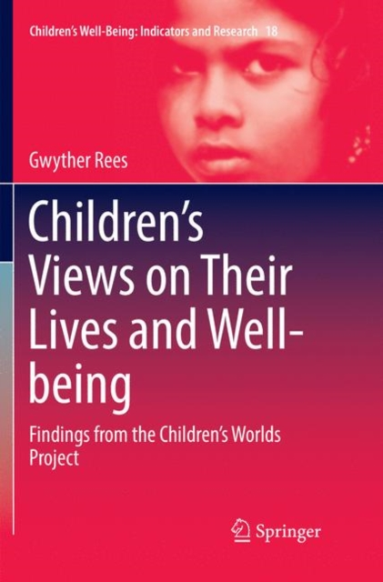 Children's Views on Their Lives and Well-being