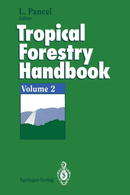 Tropical Forestry Handbook