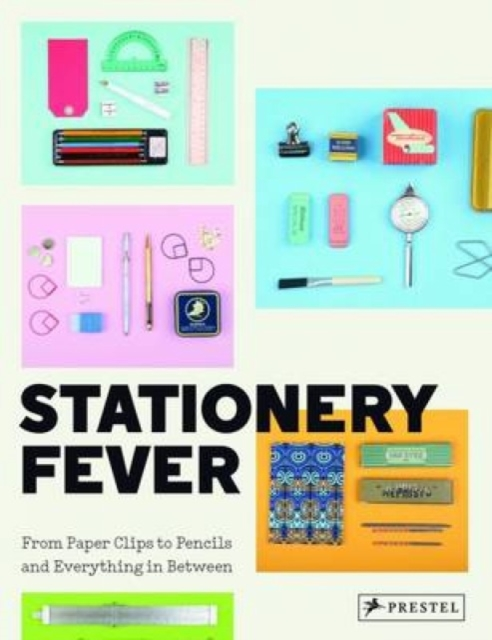 Stationery Fever: From Paperclips to Pencils and Everything in Between
