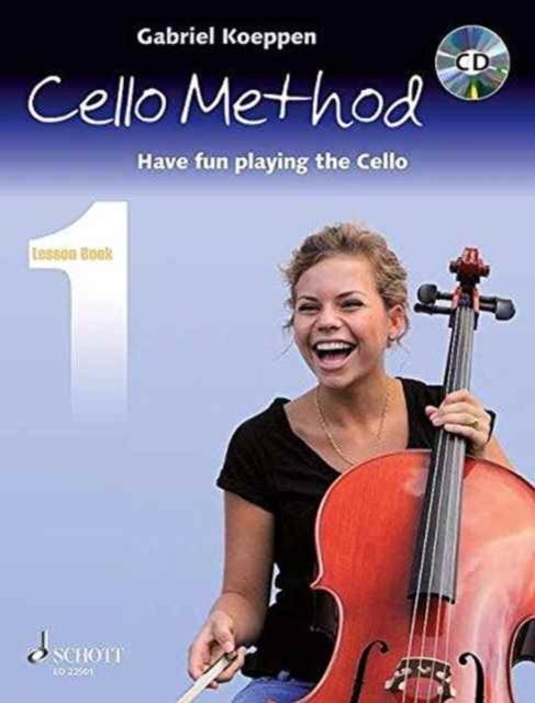 Cello Method Lesson Book 1