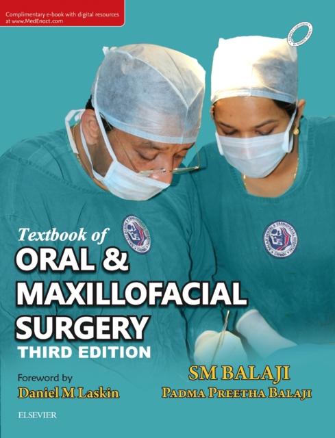 Textbook of Oral & Maxillofacial Surgery