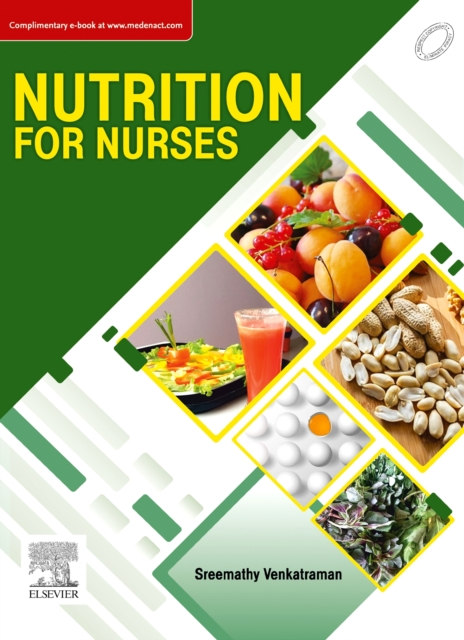 NUTRITION FOR NURSES, FIRST EDITION