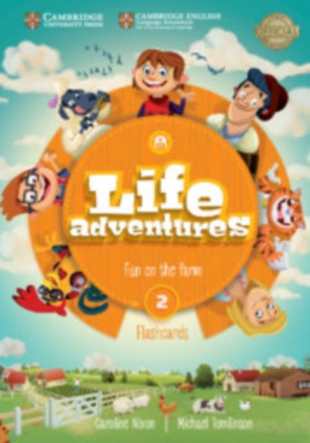 Life Adventures Level 2 Flashcards