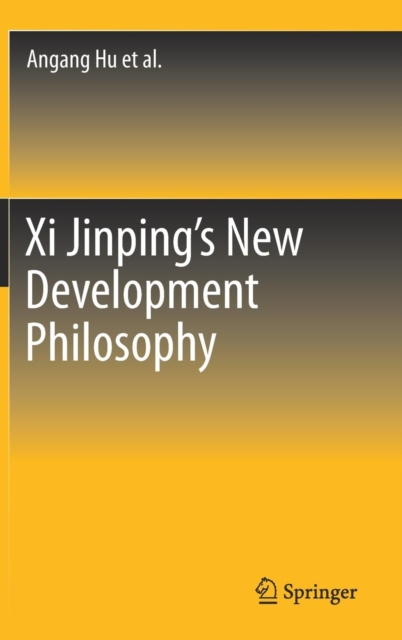 Xi Jinping's New Development Philosophy