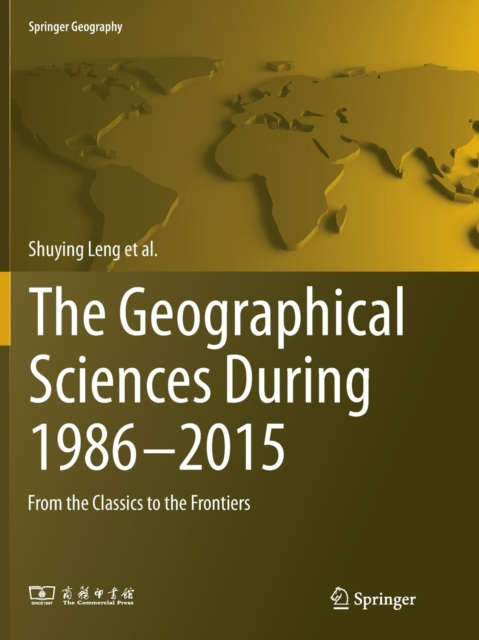 Geographical Sciences During 1986-2015