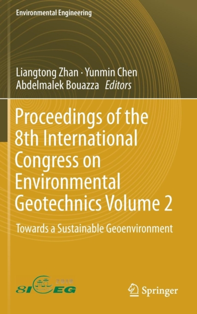 Proceedings of the 8th International Congress on Environmental Geotechnics Volume 2