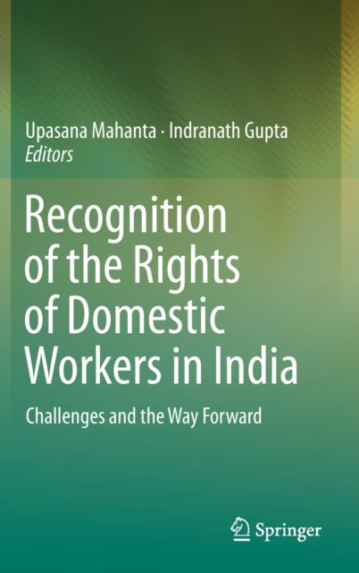 Recognition of the Rights of Domestic Workers in India