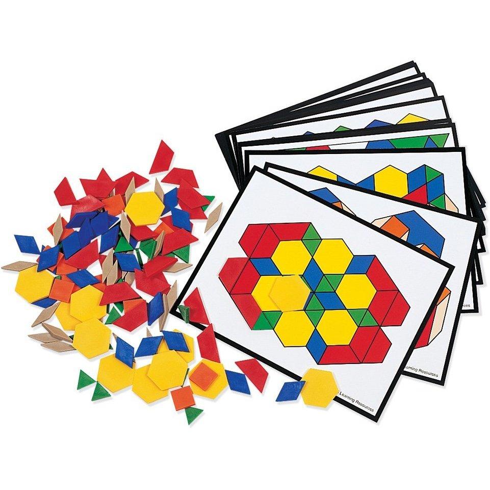 Pattern Block Activity Set