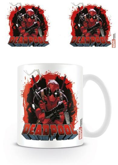 Deadpool (Smoking Gun) Mug