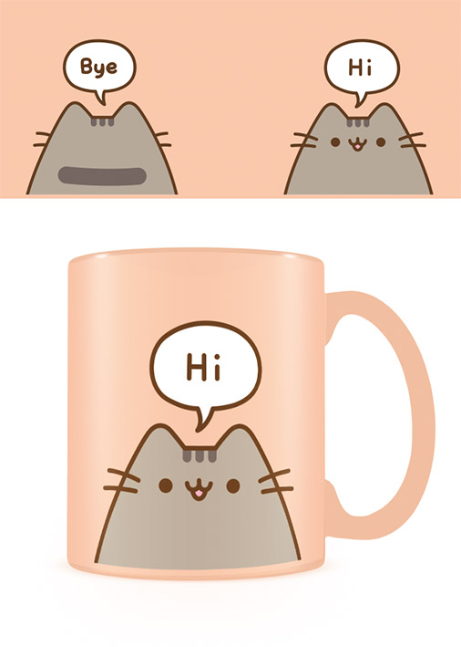 Cana Pusheen (Hello Goodbye)